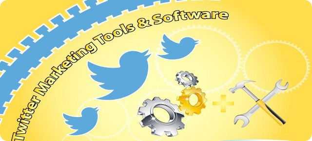 twitter marketing tools and software
